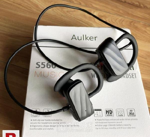 Aulker wireless headphones s560 bluetooth handfree earphone