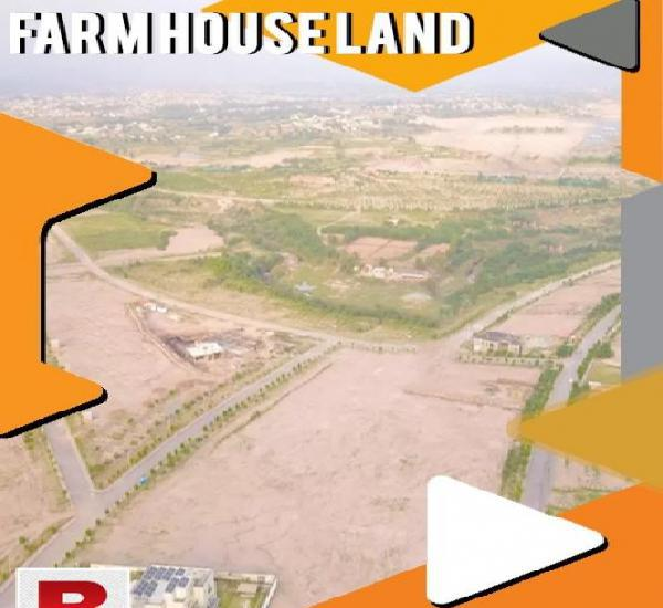 Farmhouse land