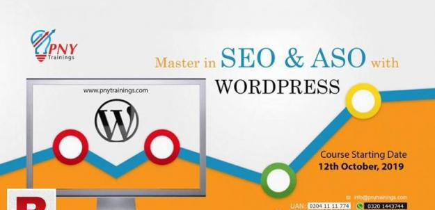 Master in SEO & ASO with WordPress