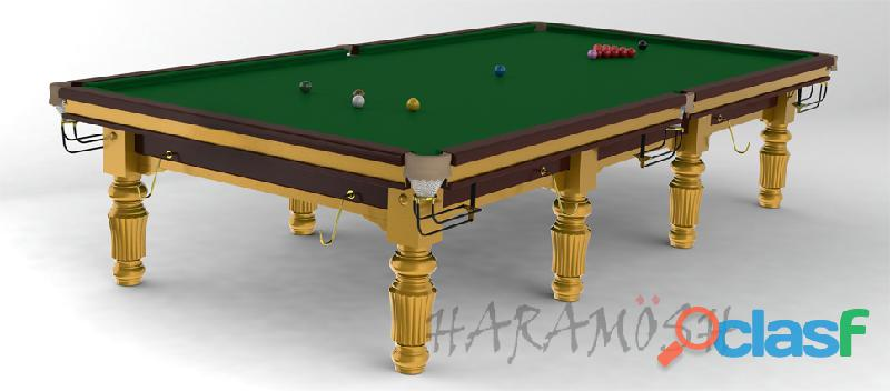 Haramosh Luxury Snooker Tables