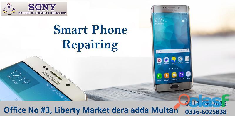 Mobile repairing courses multan