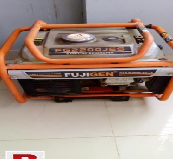 Generator jasco/fujigen 1 kv self start petrol. gas kit