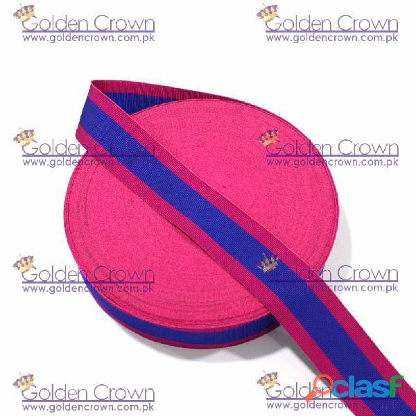 Masonic Regalia Medal Ribbon Red & Blue 4
