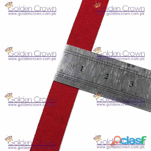 Masonic Regalia Medal Ribbon Red 2