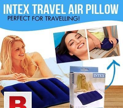 Intex travel rest air pillow