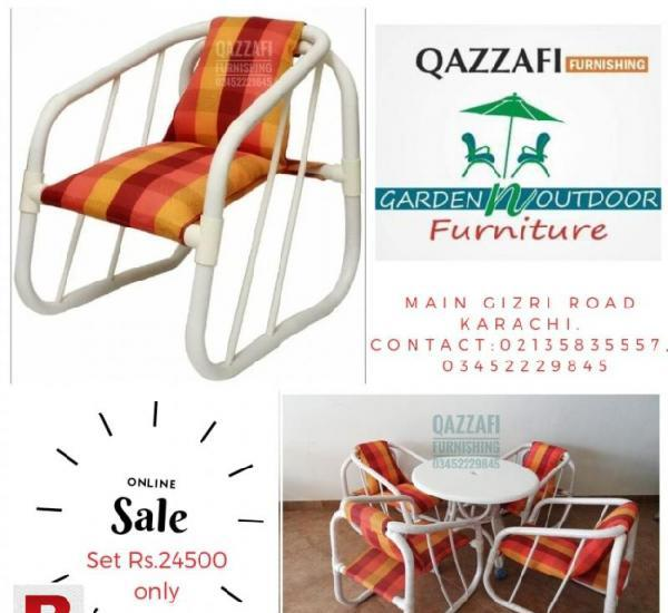 Qazzafi garden chairs on sale upvc outdoor chairs