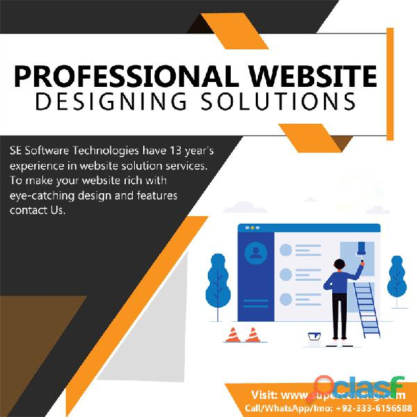 Affordable Web Development& Designing Company