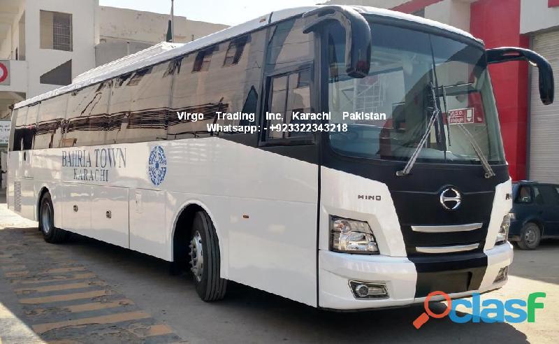 Heavy duty passenger coach hino model 2019