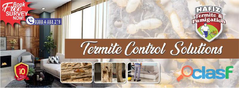 Termite control lahore   deemak control in lahore