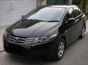 Honda city (2012) with driver on rent in islamabad