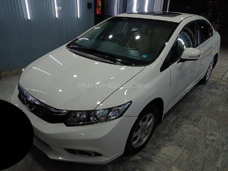 Honda civic vti oriel prosmatec 1.8 i-vtec 2014
