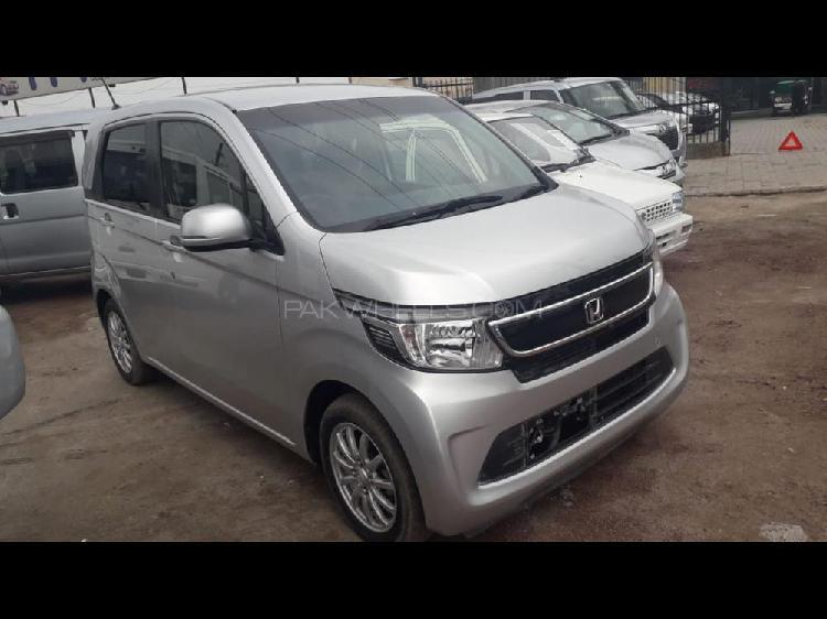 Honda n wgn custom g l package 2015