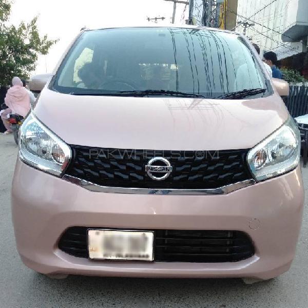 Nissan dayz x 2014
