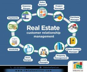 Real estate software crm in islamabad