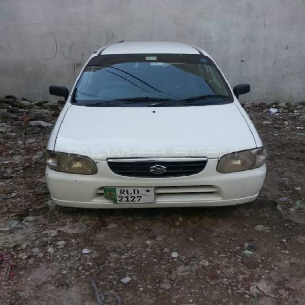 Suzuki alto vx (cng) 2006