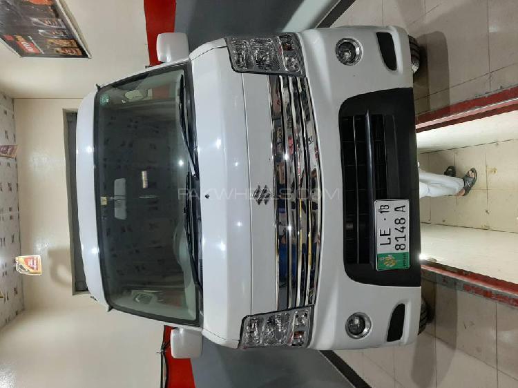 Suzuki every wagon pz turbo special 2013