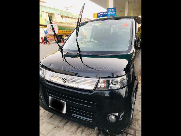 Suzuki wagon r stingray limited 2011