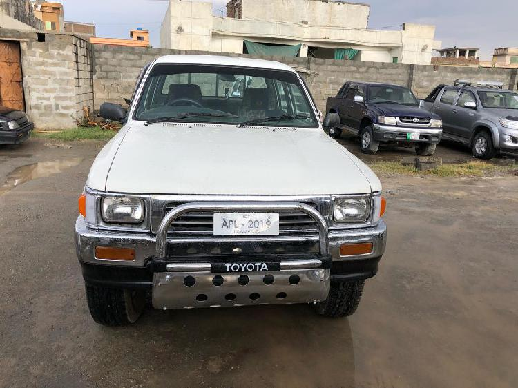 Toyota Hilux Double Cab 1996