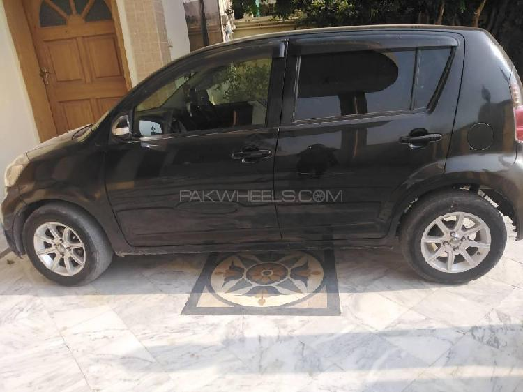 Toyota passo x l package 2010