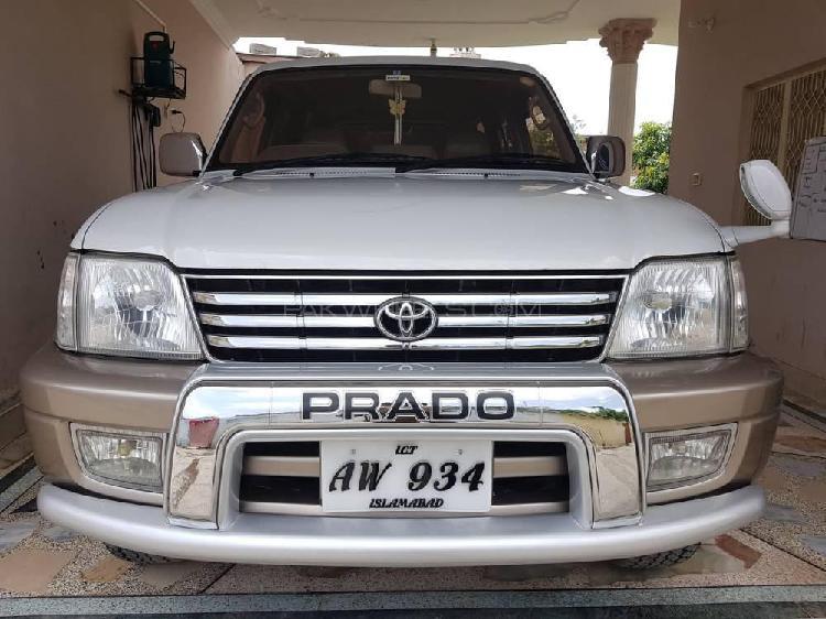 Toyota prado tz g 3.4 2000