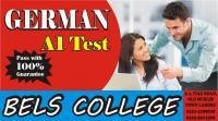 German a1 language course duration 2month pass with 100