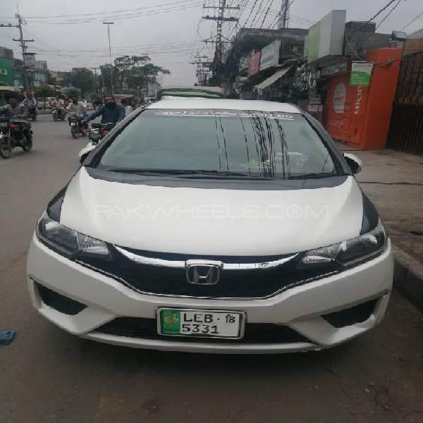 Honda fit 1.5 hybrid rs 2013