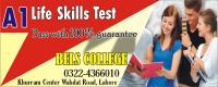 Lahore, A1 Life Skills Test Pass With Guarantee BELS COLLEGE