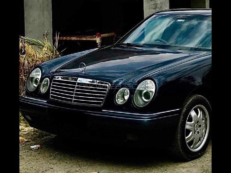 Mercedes benz e class e230 1997