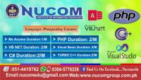 Programming & language course in rawalpindi