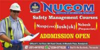 Safety Officer Course In Nucom Institute, Rawalpindi