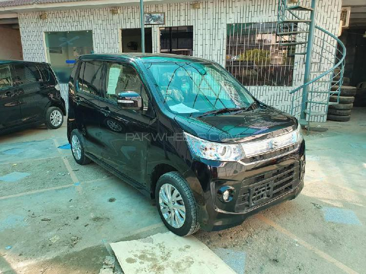 Suzuki wagon r stingray t 2015