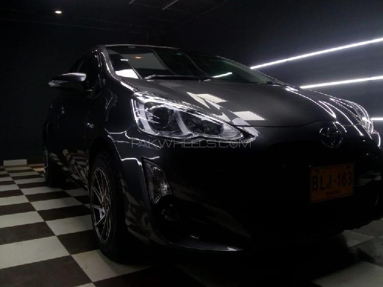 Toyota aqua s 2018
