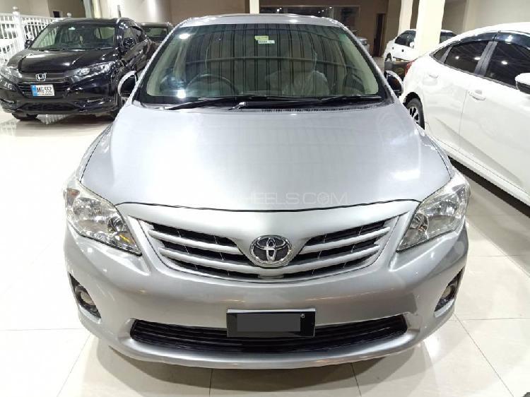 Toyota corolla altis sr cruisetronic 1.6 2012