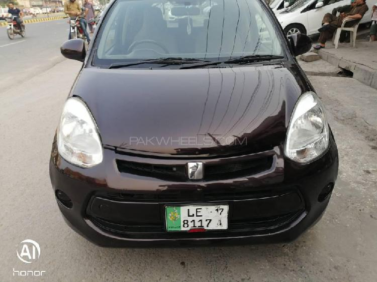 Toyota passo x l package 2014