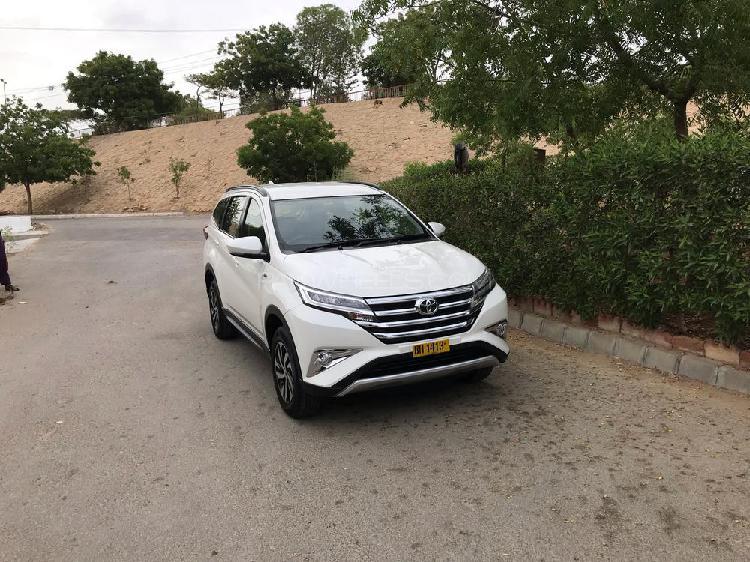 Toyota rush g a/t 2018