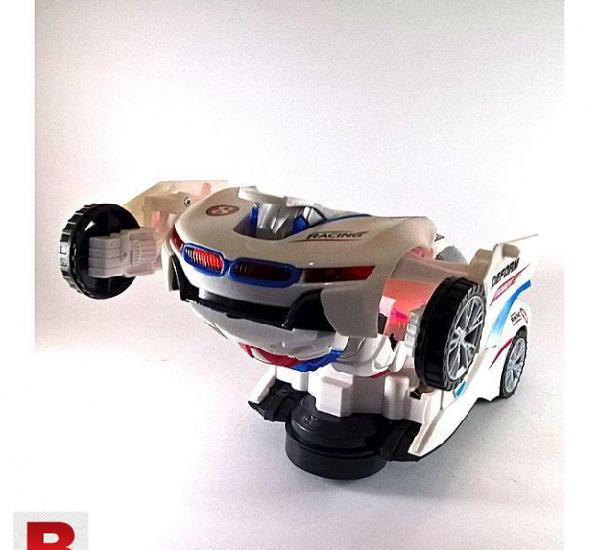 Transformer car robot deform