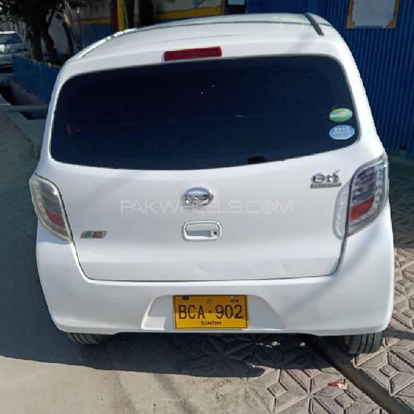 Daihatsu mira g smart drive package 2014
