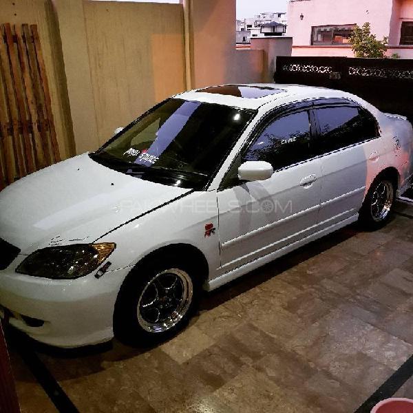 Honda civic vti oriel ug prosmatec 1.6 2005