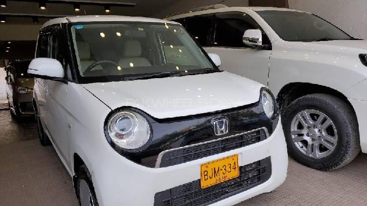 Honda n one g l package 2014