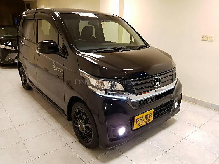 Honda n wgn custom g 2014