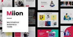 Miion   multi-purpose wordpress theme   zozothemes