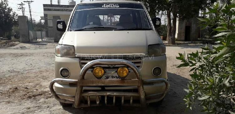 Suzuki apv glx (cng) 2005