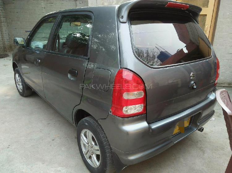 Suzuki alto vxr (cng) 2009