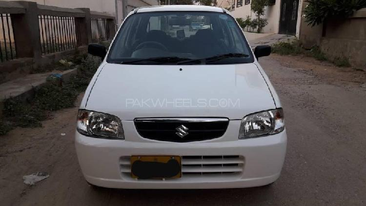 Suzuki alto vxr (cng) 2010