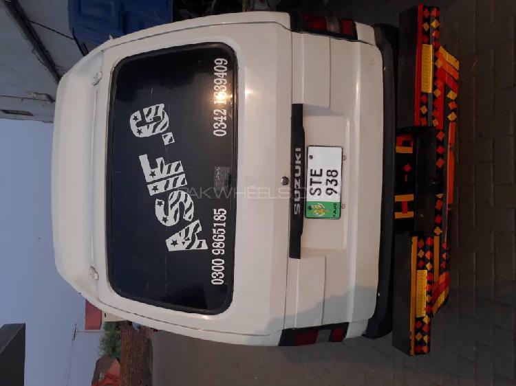 Suzuki Bolan VX 1990