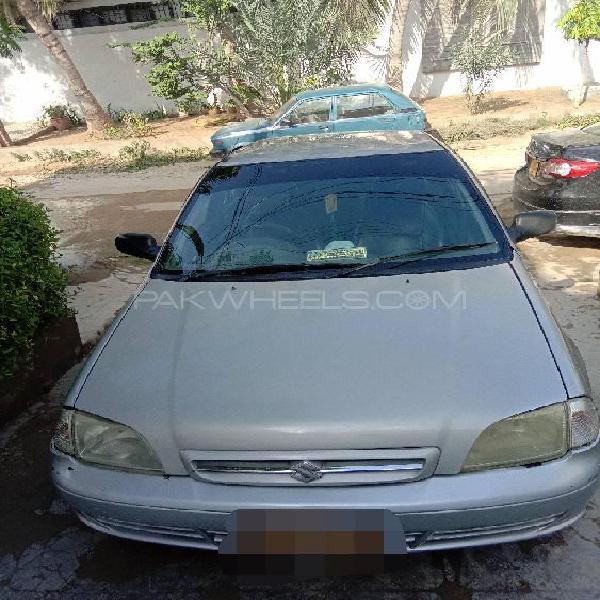 Suzuki cultus vxr (cng) 2006