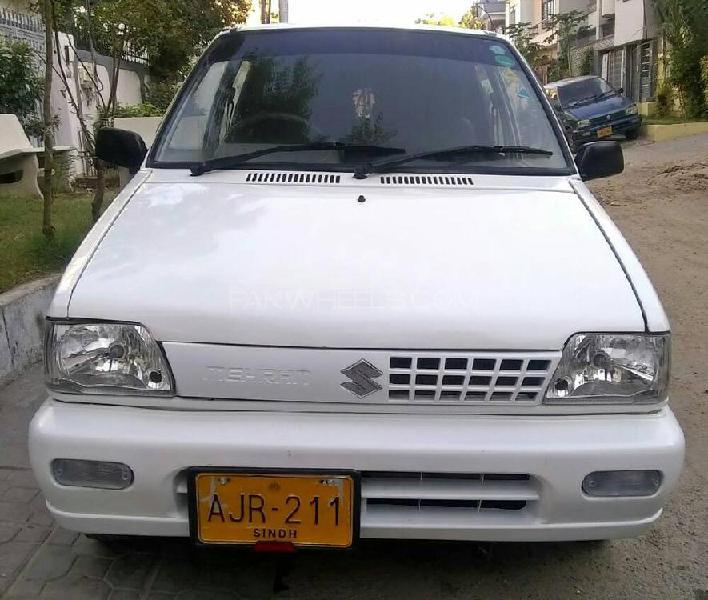Suzuki mehran vx (cng) 2005