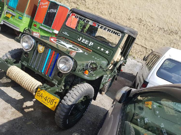 Jeep Other 1952
