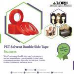 LORD PET Solvent Double Side Tape