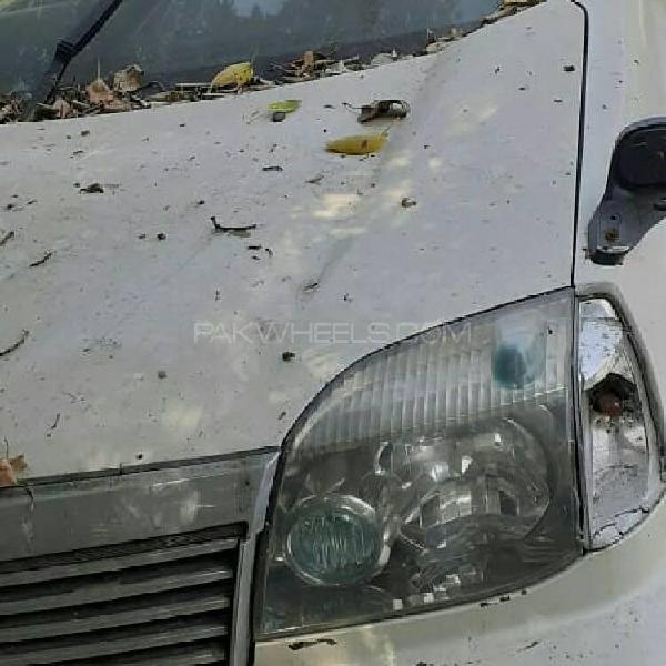 Nissan x trail 2000